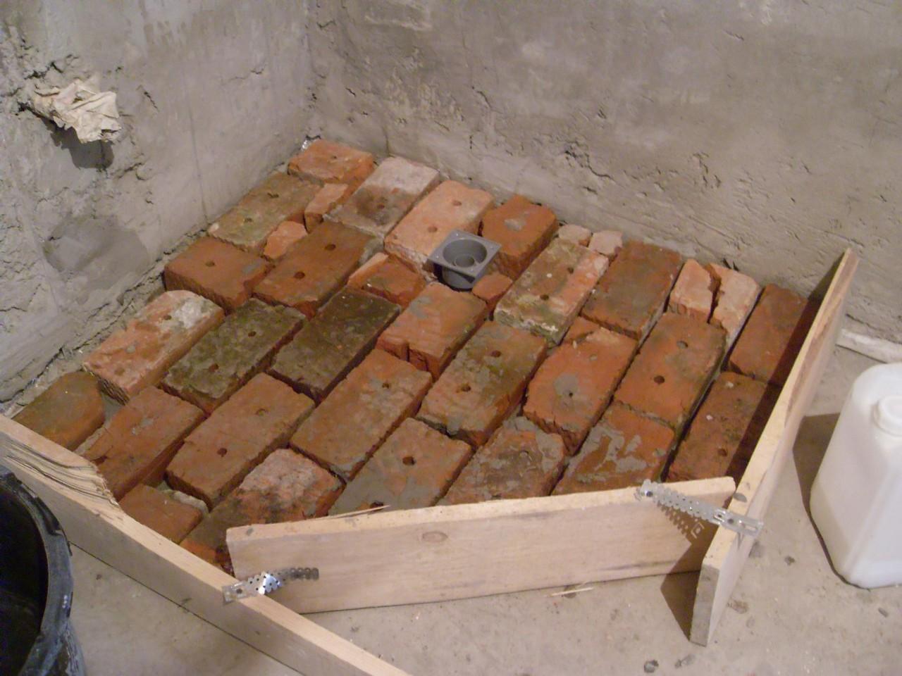 Как установить душевую кабину в деревянном доме 95