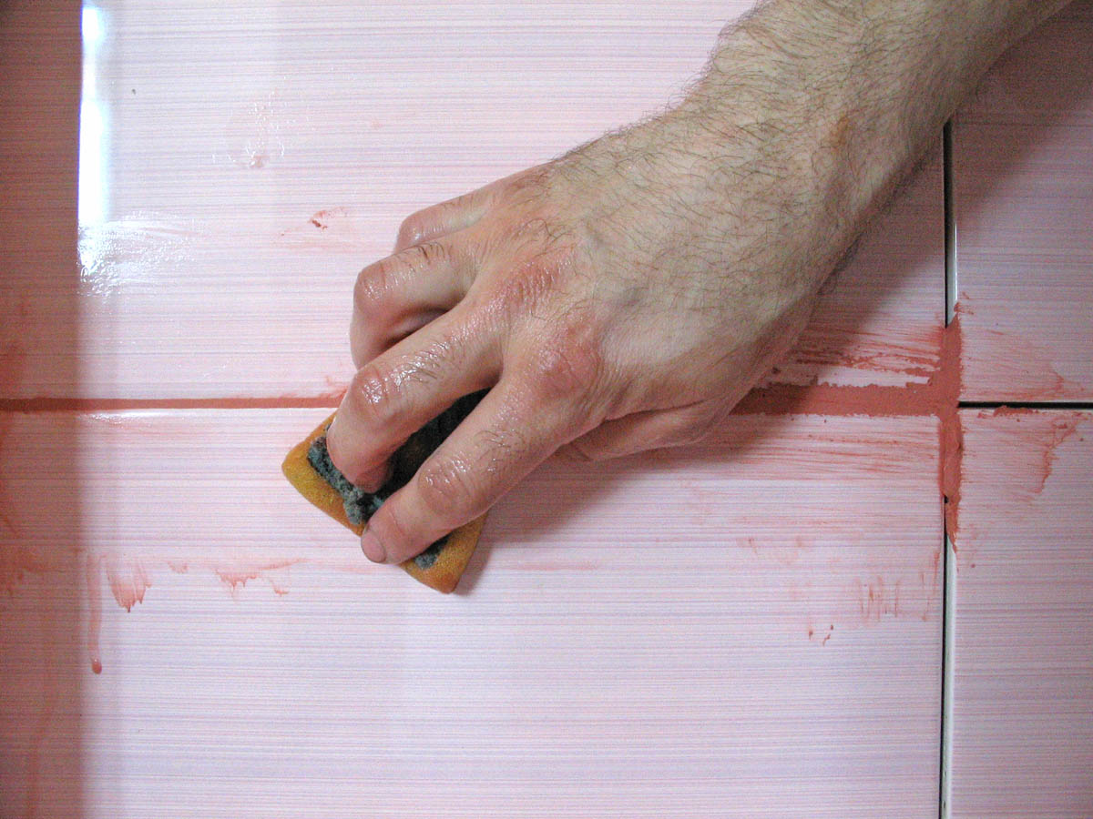 How to wipe the seams on the tile. How to wipe the seams on the tile 85